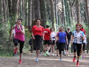 RUNNING Company Toskana Laufcamp 2016 Speed Training