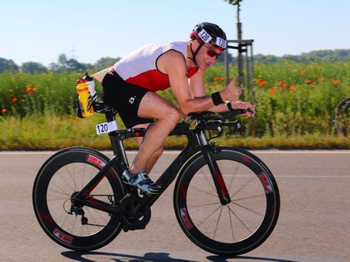 Oberbayerischer Meister im Triathlon