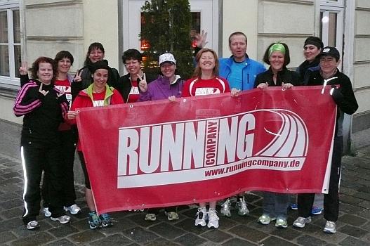 RUNNING Company Laufgruppe