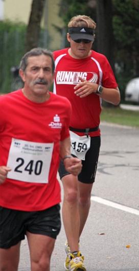 OMV Halbmarathon Altötting
