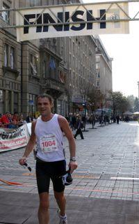 Marathon-Finish