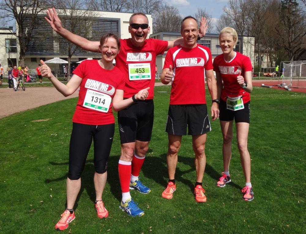 Running München