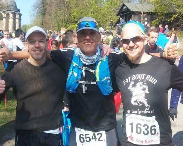 Von 10 km über Hermannslauf bis Marathon