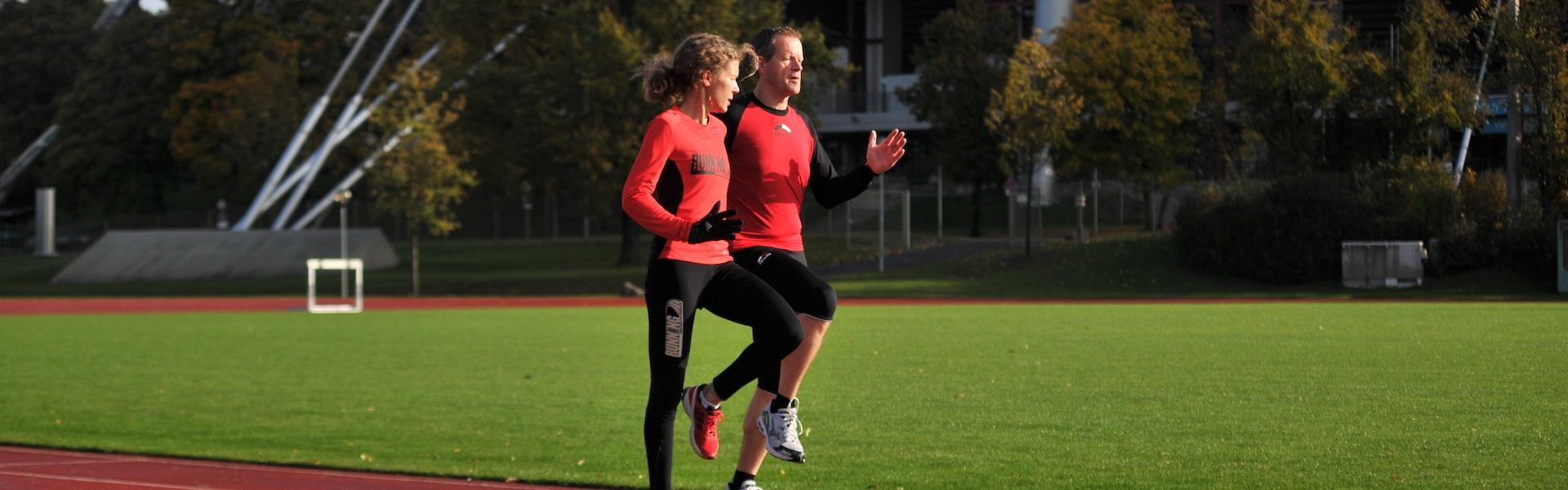 Personal Training mit Fokus Lauftechnik