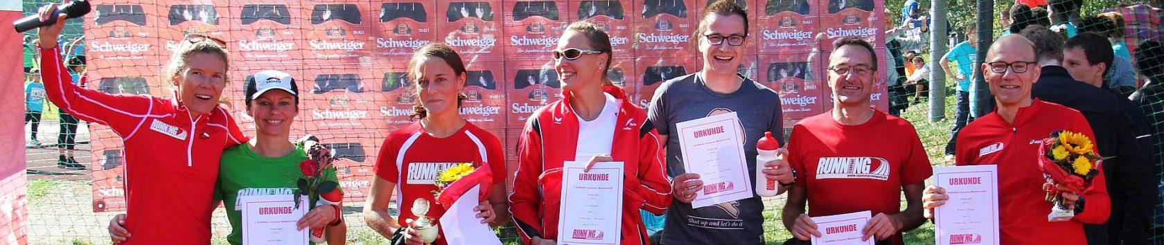 Dein RUNNING Company Trainingsplan für Läufer: für 5km, 10km, Halbmarathon, Marathon und Ultrarunning