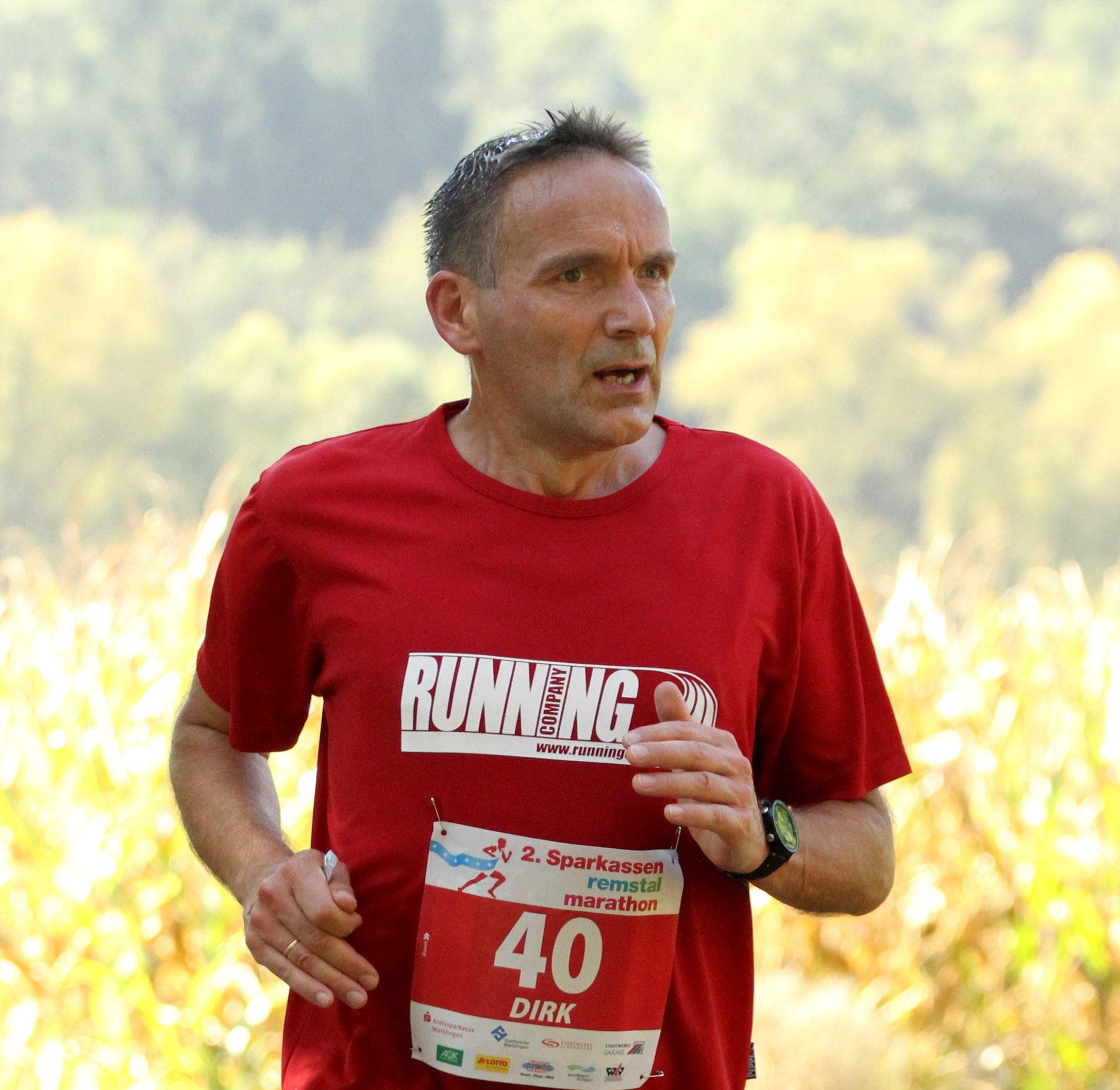 RUNNING Company Dirk Walz