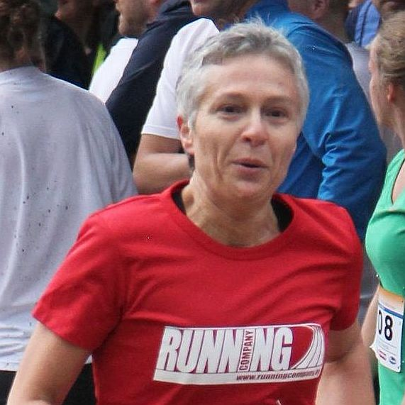RUNNING Company Erfolgsgeschichte Michela Barabandi