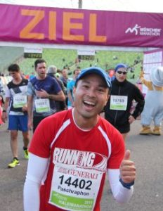 RUNNING Company Patsch Ampunant