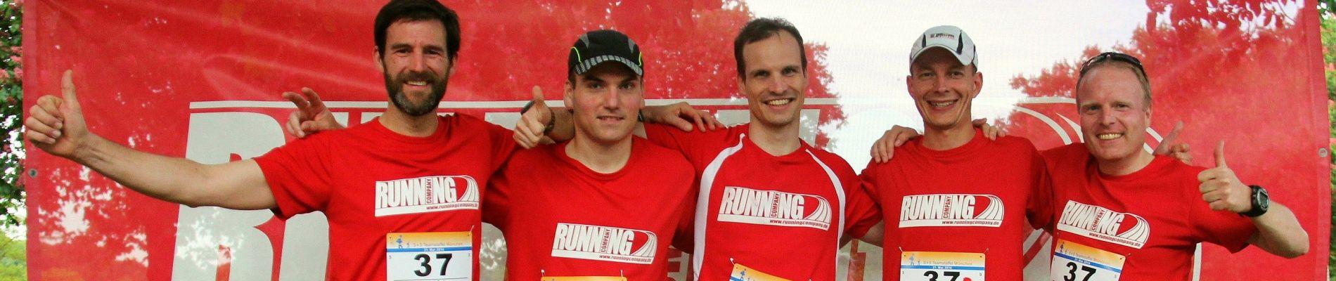 RUNNING Company Erfolgsgeschichten vom Laufeinsteigern bis zum Marathonläufer