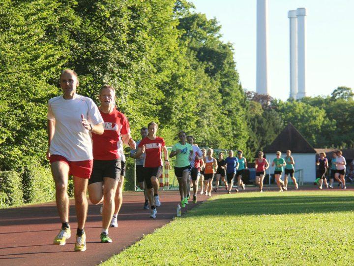 RUNNING Company Gruppen-Lauftraining in München startet wieder – WE ARE BACK!