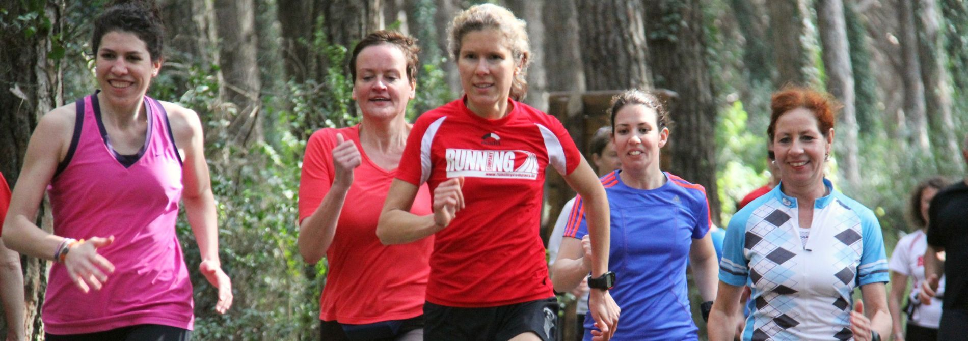 Lauftraining für Laufanfänger und fortgeschrittene Läufer in München