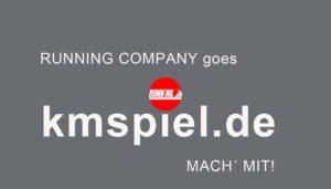 RUNNING Company Kilometerspiel