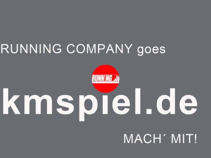 RUNNING Company goes Kilometerspiel: Unser Aufstieg winkt!