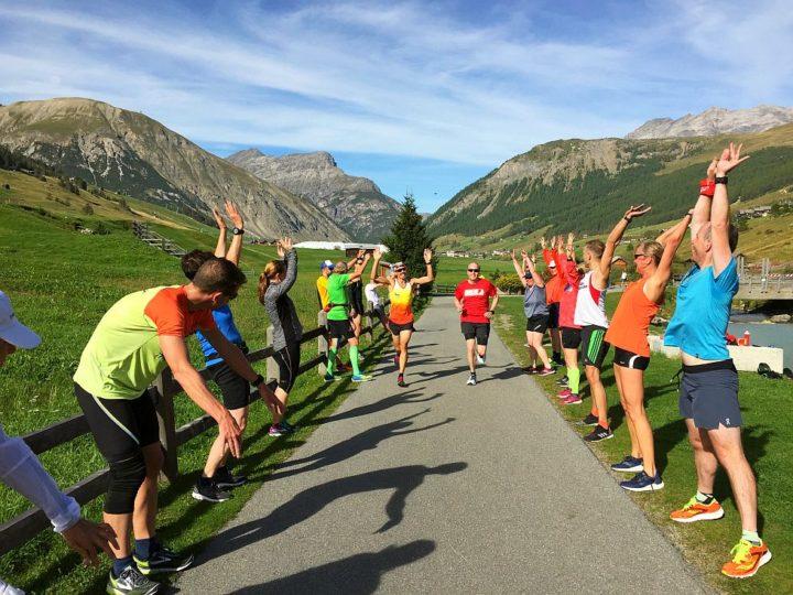 Die Ausschreibung ist da: Laufreise Höhentraining & Wellness Livigno 2019
