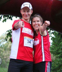 RUNNING Company Trainer-Motivation
