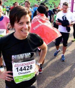 RUNNING Company München Marathon Erfolgsgeschichte Christiane Querbach