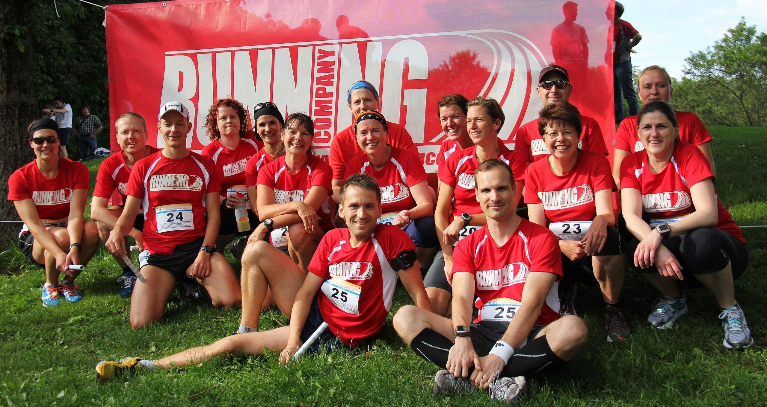 RUNNING Company Laufschule Teamerlebnis