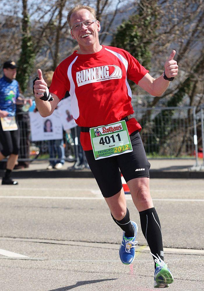 Lauftraining für Läufer und Triathleten