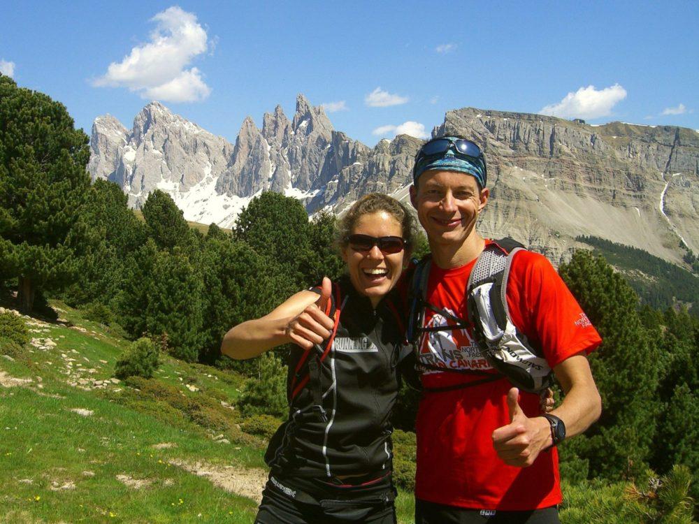 Trailrunning Laufreise Seiser Alm Gipfelglück inklusive