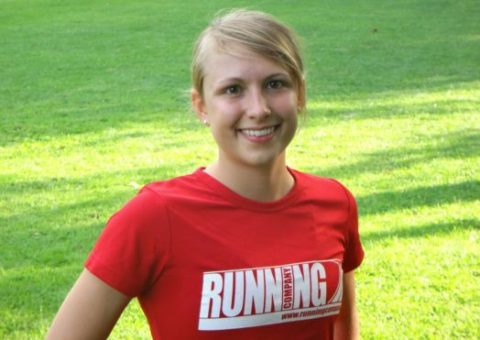 RUNNING Company Lauftrainerin Nadja Krumm