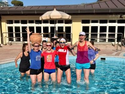 RUNNING Company Laufseminar Italien 2018