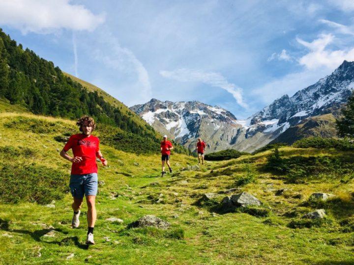 Mit Höhentraining erreichen Läufer ihre Bestleistung