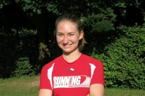 RUNNING Company Lauftrainerin Francisca Nothaft