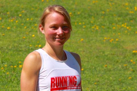 RUNNING Company Lauftrainerin Regina Högl