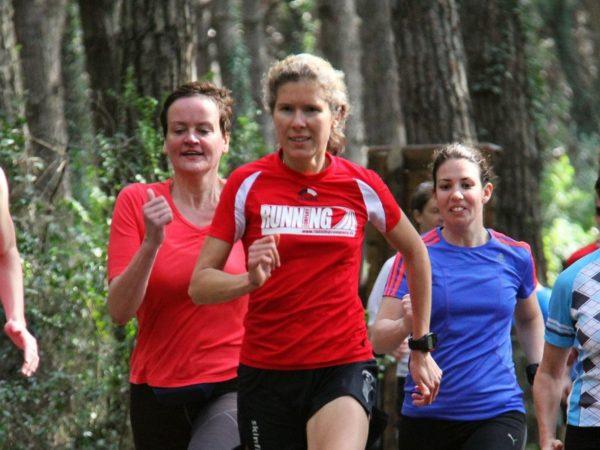 RUNNING Company Toskana Laufseminar 2016 mit Bianca Meyer