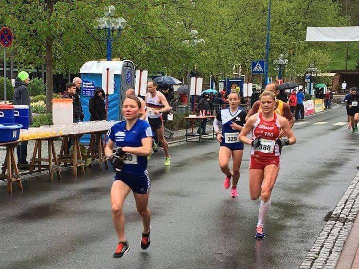 Lauf-Ergebnisse vom Wochenende 23./24.04.2016