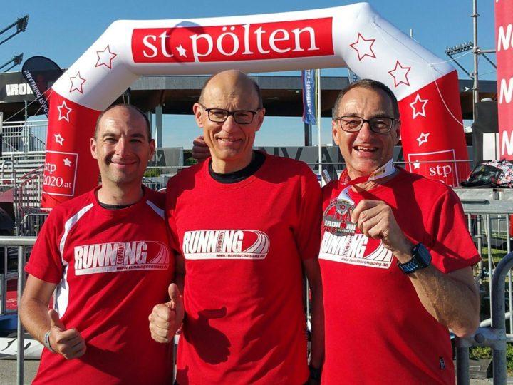 Ergebnisse vom Ironman 70.3 in St. Pölten