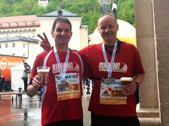 Salzburg Marathon 2016