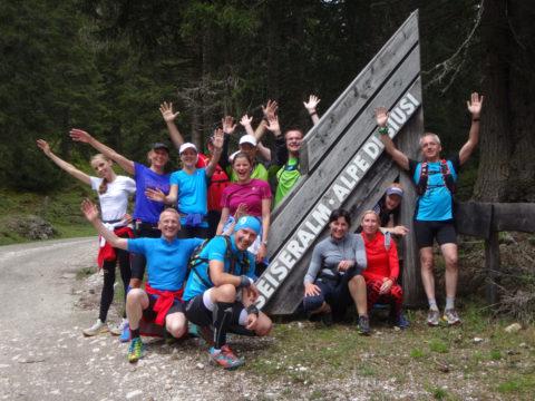Seiser Alm Laufcamp 2016