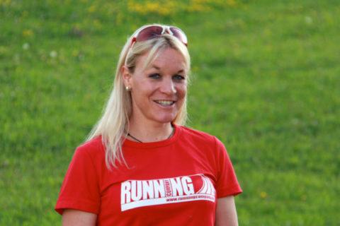 RUNNING Company Lauftrainerin Kerstin Troch