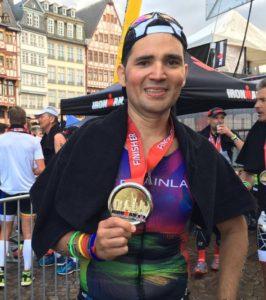 Sergio Frankfurt Ironman