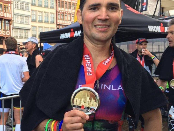 Wochenende extrem – Ironman Frankfurt und Zermatt Marathon