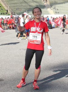 RUNNING Company Marathon Training Andrea Hughes