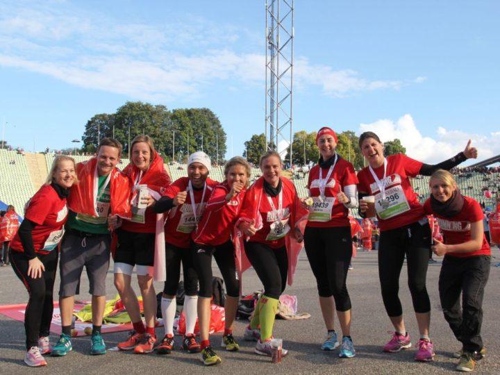 München Marathon 2016 mit topp Ergebnissen für die RUNNING Company Läufer