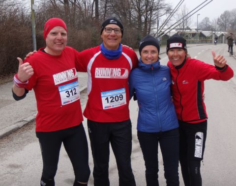 Runner's High mit RUNNING Company