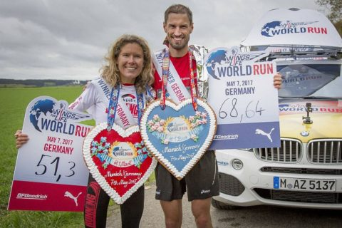 Sieger Wings for Life World Run München 2017