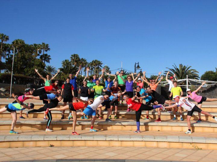 Ein Tag im RUNNING Company Laufseminar auf Lanzarote