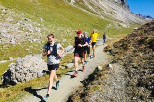 Lauftraining in schönster Berglandschaft im Livigno Laufwochenende
