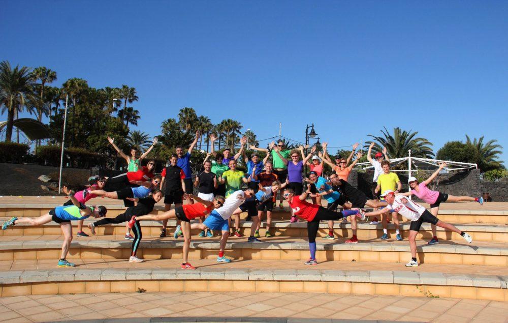 RUNNING Company Lanzarote Laufcamp in Puerto del Carmen