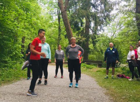 Lauf-ABC im RUNNING Company START Running Laufkurs