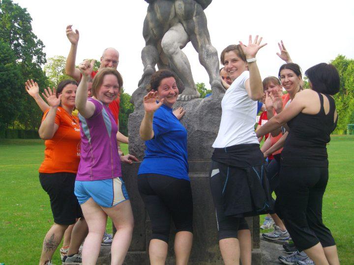 Die START Running Kurse für Laufanfänger starten! Hol' deine Laufschuhe aus dem Schrank.
