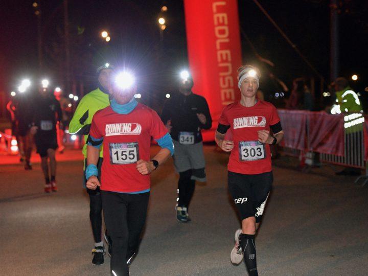 Red Runners überzeugen auch beim Bestzeitmarathon