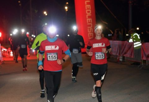 Nachtlauf / Night Run
