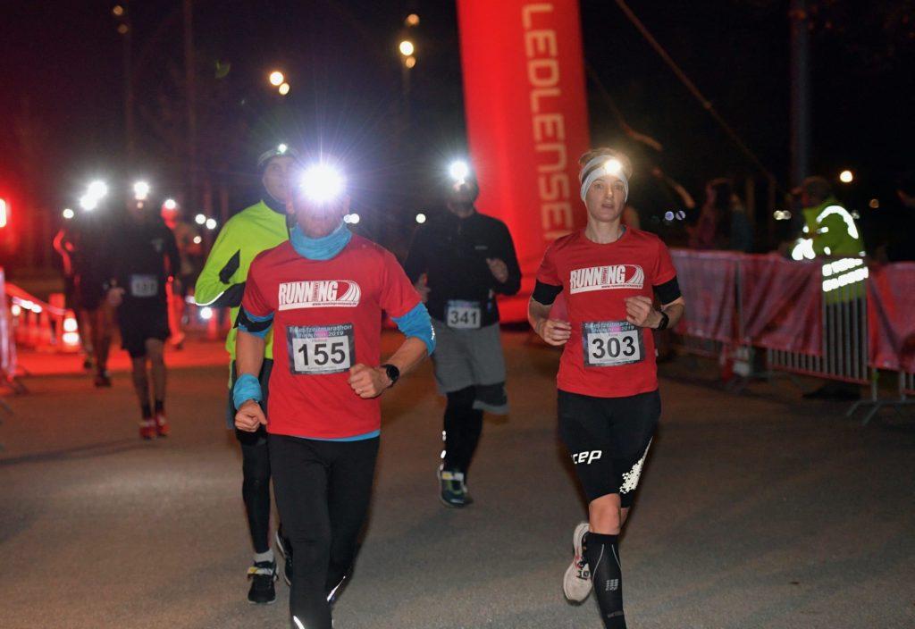 Nachtlauf / Night Run in München