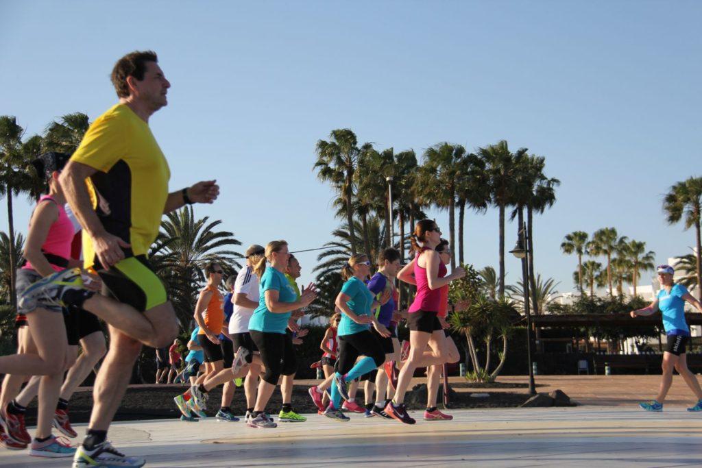 Lauf-ABC bei der Lanzarote Laufreise