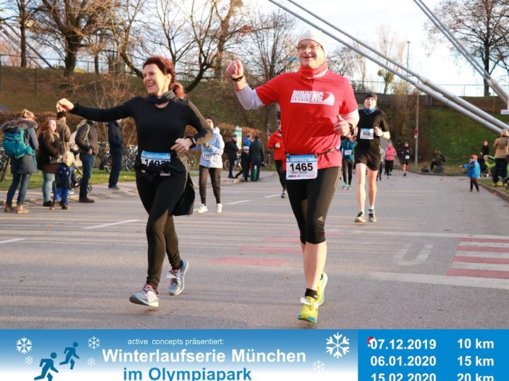 Red Runners stark beim Nikolauslauf